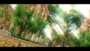 MMD Tokyo Mirage Sessions FE Bloom Palace Download by k-keii