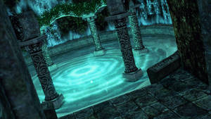 MMD Majora's Mask Great Fairy's Fountain download
