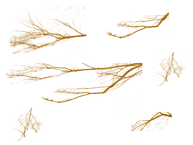 Branch Brushes by cecomp64