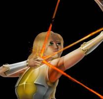 Fire Archer Gif WIP