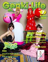 Genki Life Magazine - Issue 7 - Spring 2012 by studioartmix