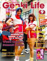 Genki Life Magazine - Issue 9 - Fall 2012 by studioartmix