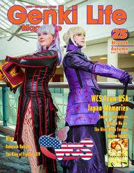 Genki Life Magazine 25 - Autumn 2016 by studioartmix