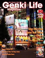 Genki Life Magazine 30 - Winter 2018 by studioartmix