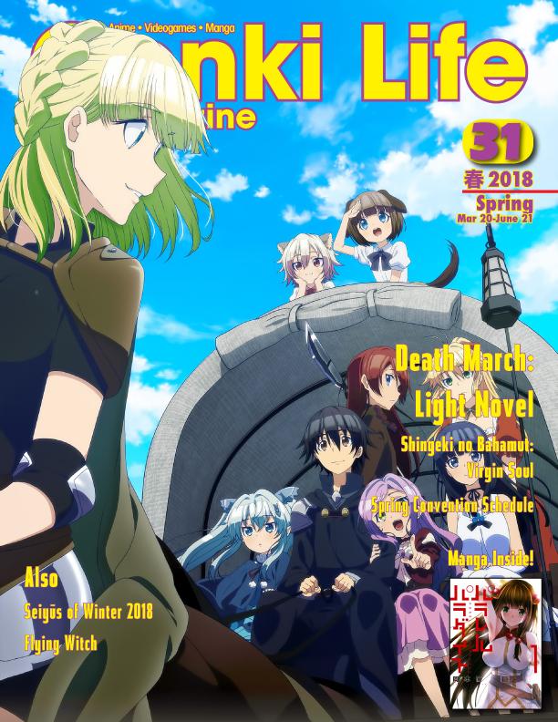 Genki Life Magazine 31 - Spring 2018 by studioartmix