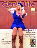 Genki Life Magazine 33 - Autumn 2018 by studioartmix