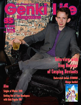 Genki Life Magazine 35 - Spring 2019
