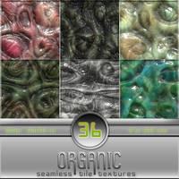 Monster Alien Skin Textures by SweetSoulSister