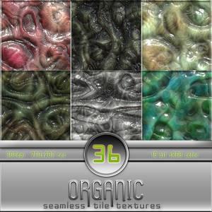 Monster Alien Skin Textures