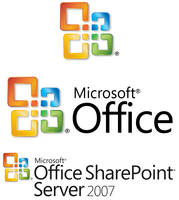 Office 2007 Official PSD Logo by FenyX93
