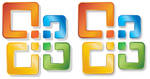 Office 2007 Official PNG Logo