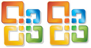 Office 2007 Official ICO Logo