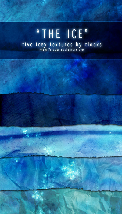 The Ice Texture Pack