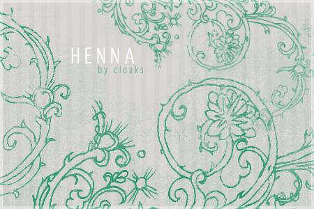 Henna by cloaks