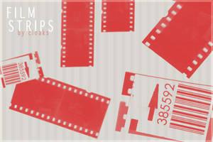 Film Strips by cloaks