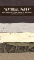 Natural Paper Texture Pack by cloaks