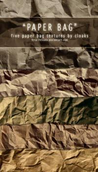 Paper Bag Texture Pack