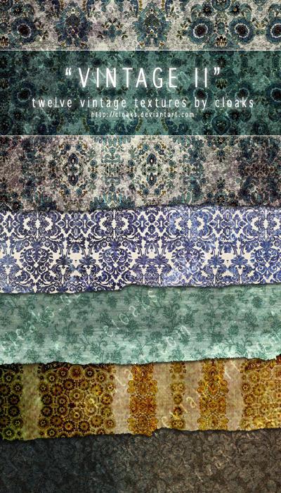 Vintage II Texture Pack by cloaks
