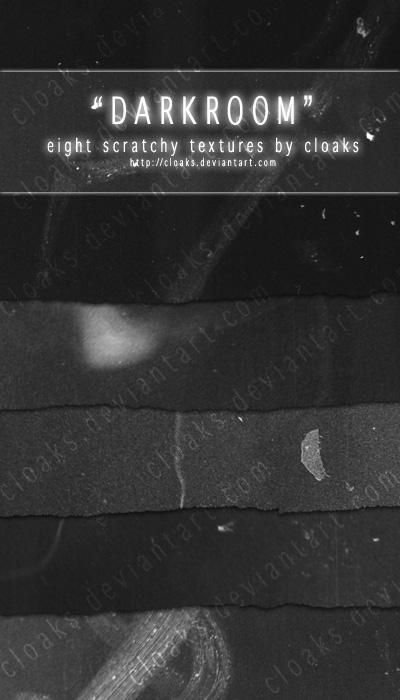 Darkroom Texture Pack by cloaks