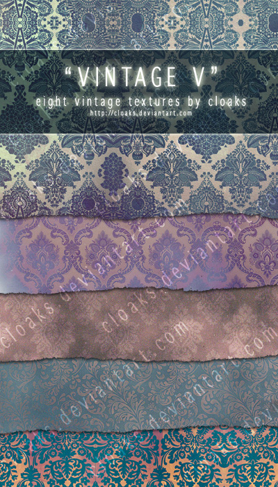Vintage V Texture Pack by cloaks