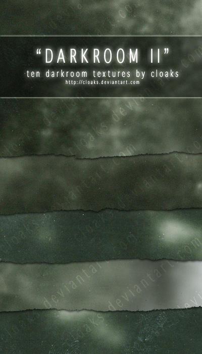 Darkroom II Texture Pack by cloaks