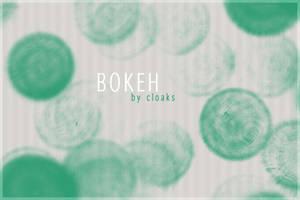 Bokeh by cloaks