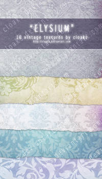 Elysium Texture Pack