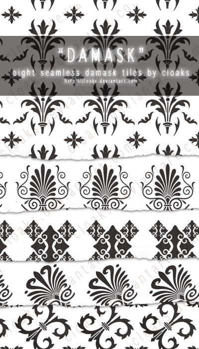 Damask Tiles Pack