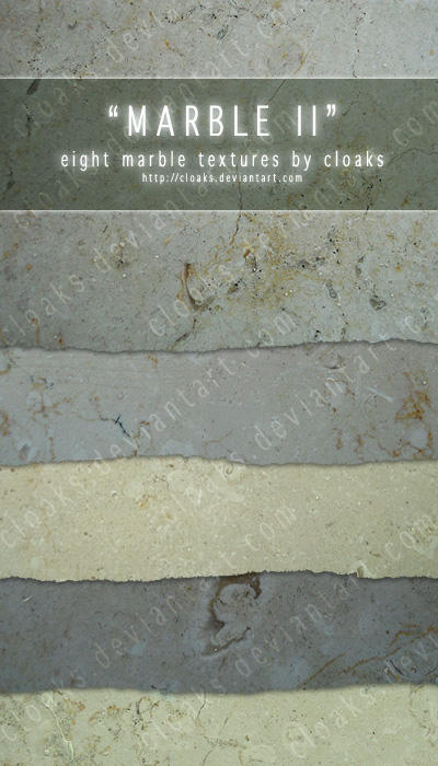 Marble II Texture Pack by cloaks