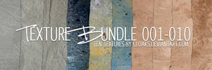 Texture Bundle 1-10 by cloaks