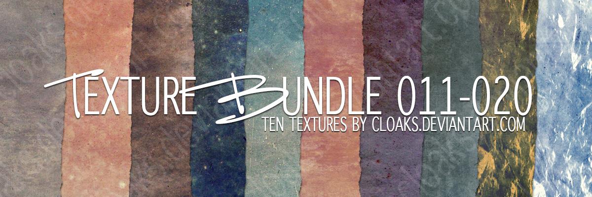Texture Bundle 11-20 by cloaks