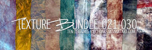 Texture Bundle 21-30 by cloaks