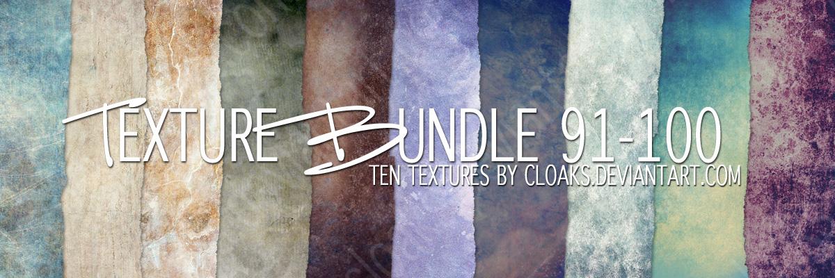 Texture Bundle 91-100 by cloaks