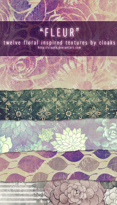 Fleur Texture Package by cloaks