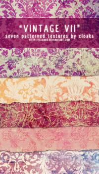 Vintage VII Texture Pack