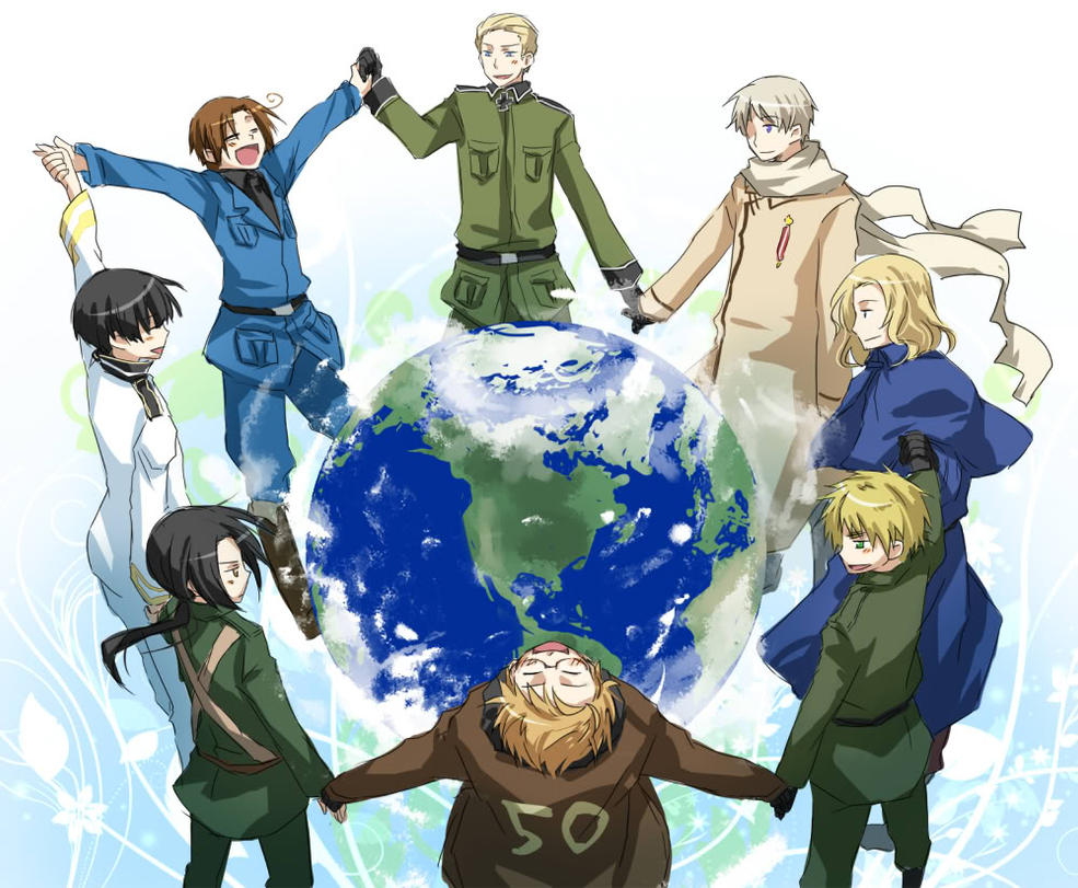 Hetalia x Young Country Reader by Xironrose on DeviantArt