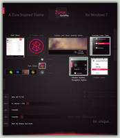 Zune QuickPlay for Win7 by giannisgx89