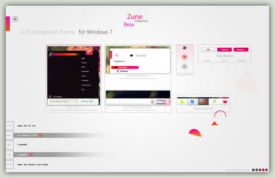 Zune Collection for Win7