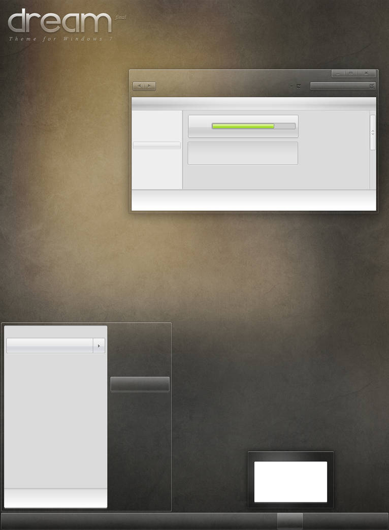 Dream for Win7 by giannisgx89