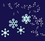 Snowflake Brush