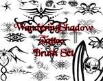 WS Tattoo Brush Set