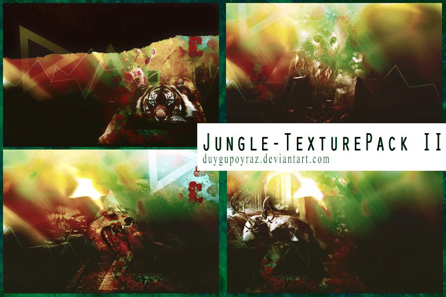JungleTexturePack by DuyguPoyraz