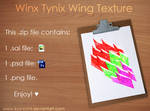 Tynix Wing Texture