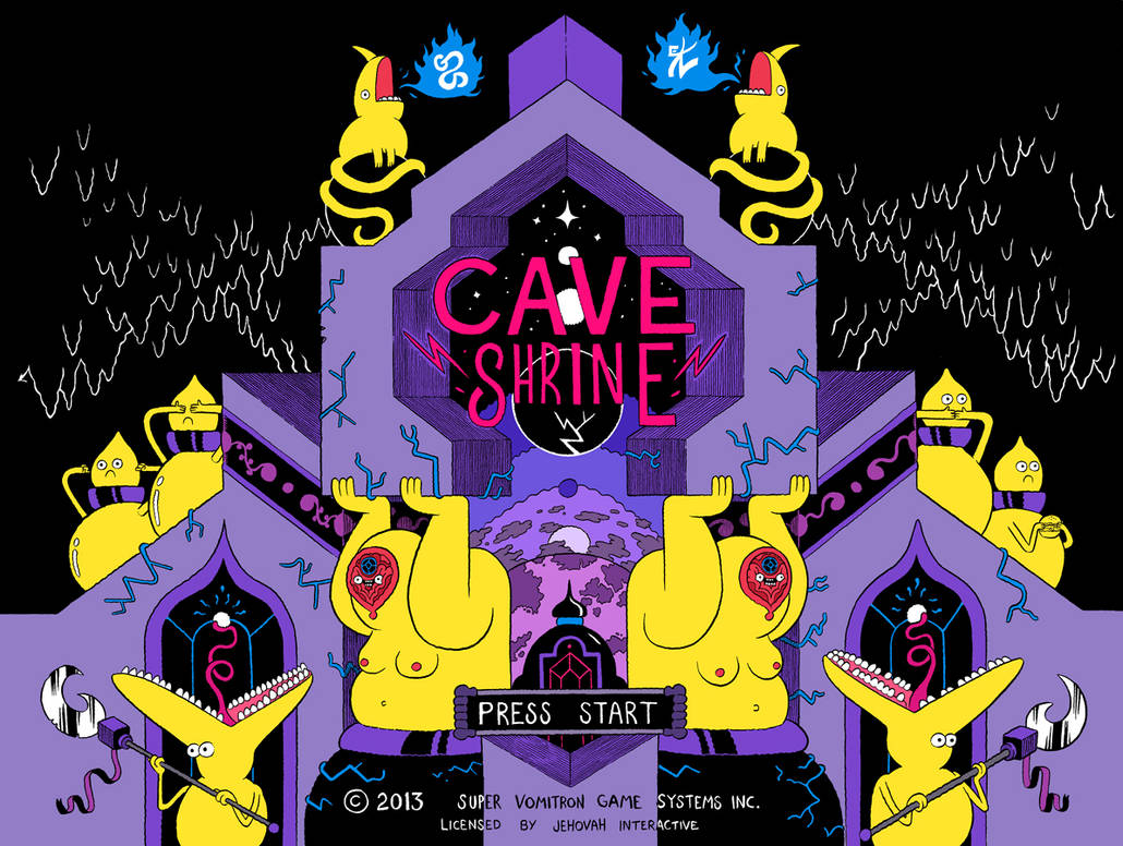 CAVE SHRINE PAGE TWO