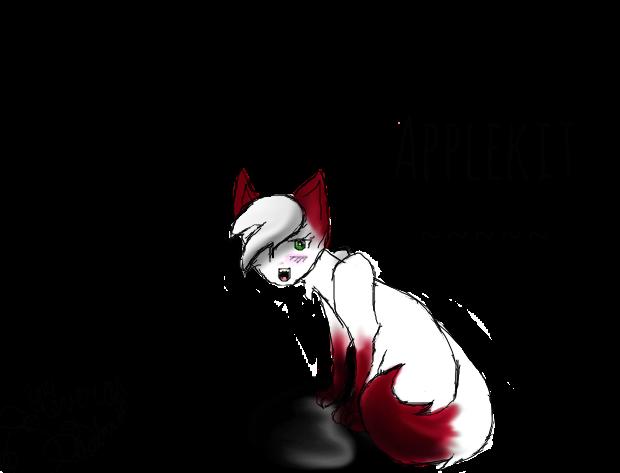 Applekit-Gift by Foreveredshadowed