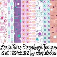 Scrapbook Textures 1691x2312 by xlivvielockex