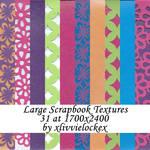 Scrapbook Textures 1700x2400