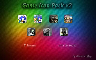 Game Icon Pack v2 by AssassinsKing
