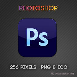 Photoshop - ICON by AssassinsKing