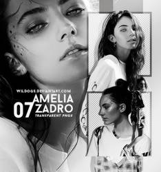 PNG PACK #1 [ 07 AMELIA ZADRO PNGS ]